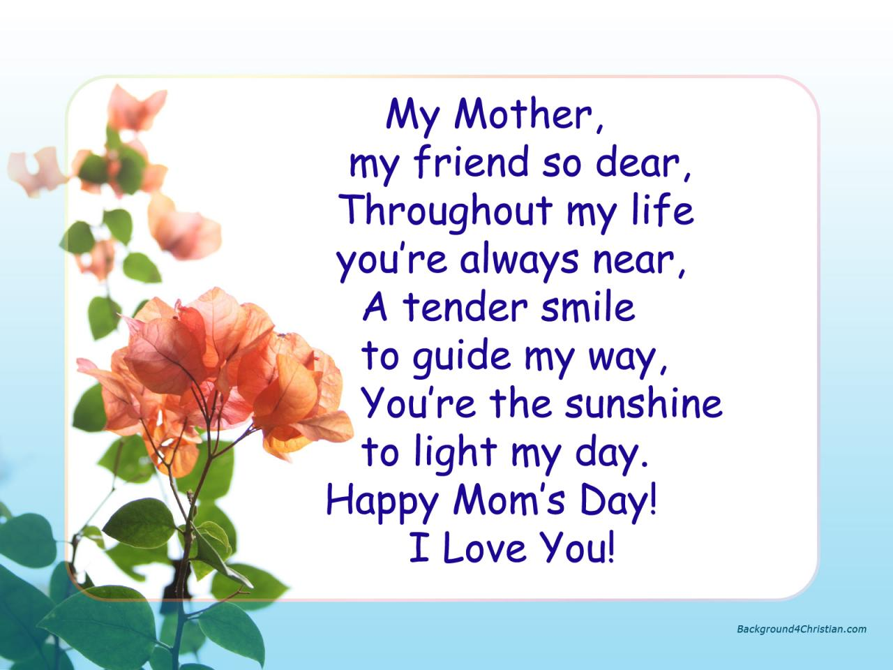 Quotes Mother Day