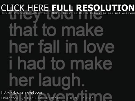 Quotes To Make Her Fall In Love Endearing Funny Love Quotes To Make Her Laugh Dobre