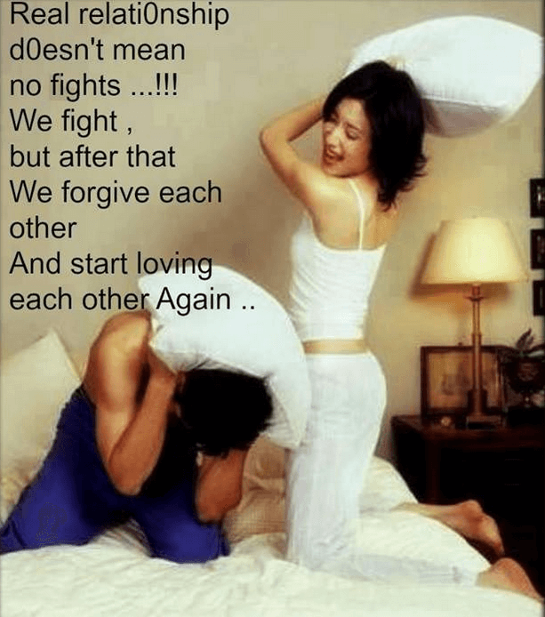 Most Romantic Love Quotes And Sayings For Couples Who Fights Every Time