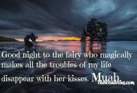 Romantic Goodnight Quotes