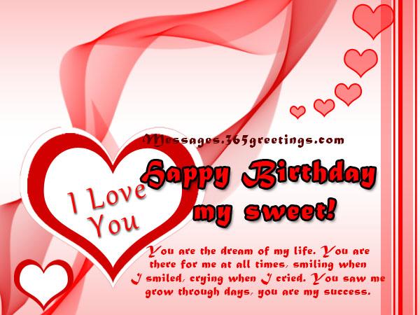 Romantic Happy Birthday Quotes