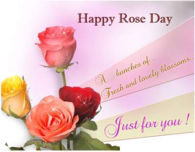Funny Rose Day Messages For Facebook