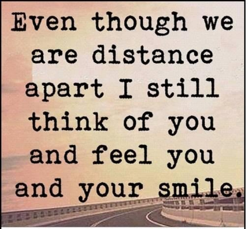 Sad Love Quotes Of Long Distance Relationship