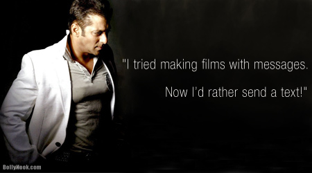 Salman Khan Quotes