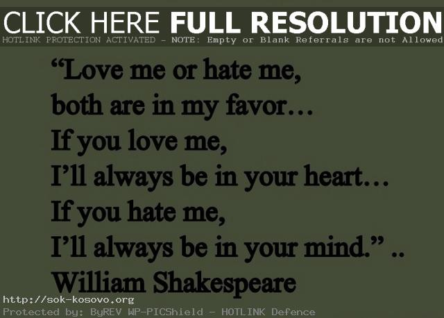 Shakespeare In Love Quotes Glamorous  Best William Shakespeare Quotes About Love And Life