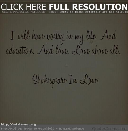 Shakespeare In Love Quotes Unique Love Quotes Images Shakespeare In Love Quotes Viola Its A