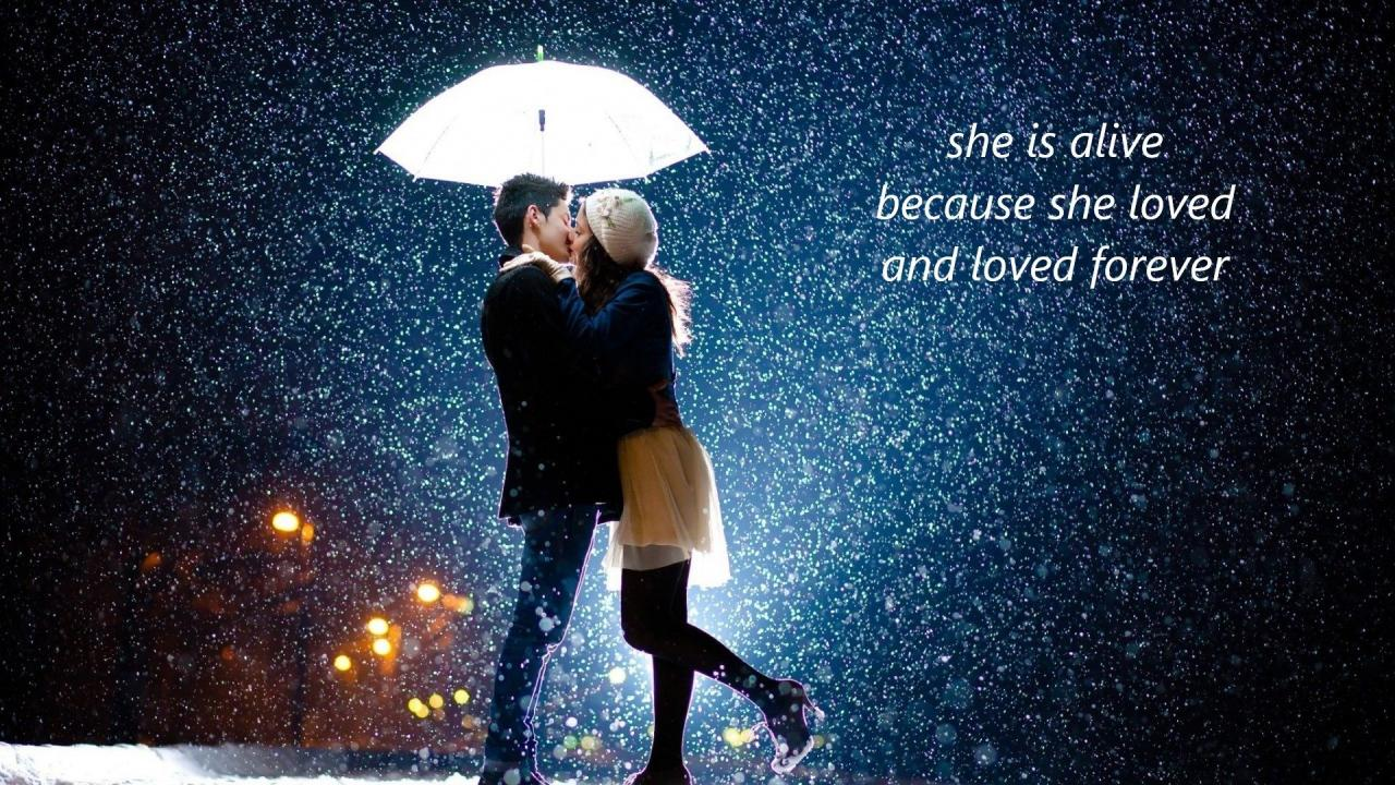 Images Of Love Couples In Rain With Quotes Love Couples In Rain Hd Wallpapers Pixcorners
