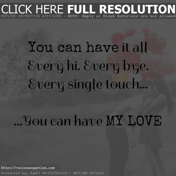 Simple Short Love Quotes For Her Hover Me