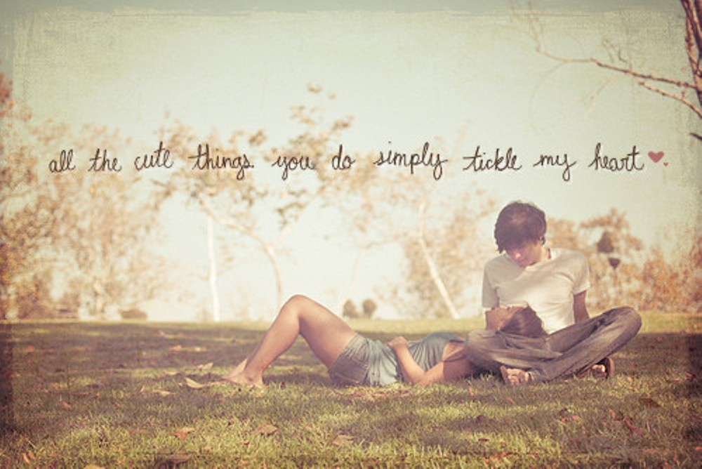 A simple i love you