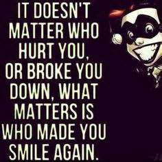 Favorite Quotes On Pinterest Harley Quinn The Joker And Jokers