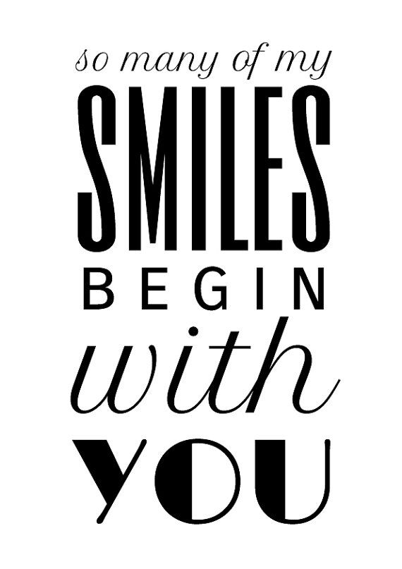 Smile Boyfriend Quotes
