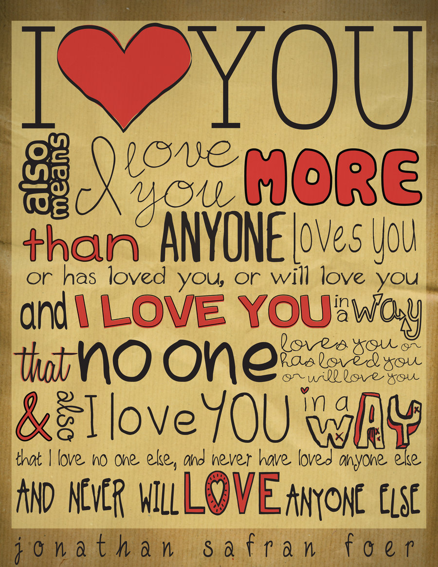 Song Quotes About Love I Love You More Than Anyone