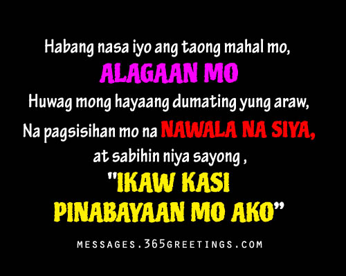 Tagalog Love Quotes Picture