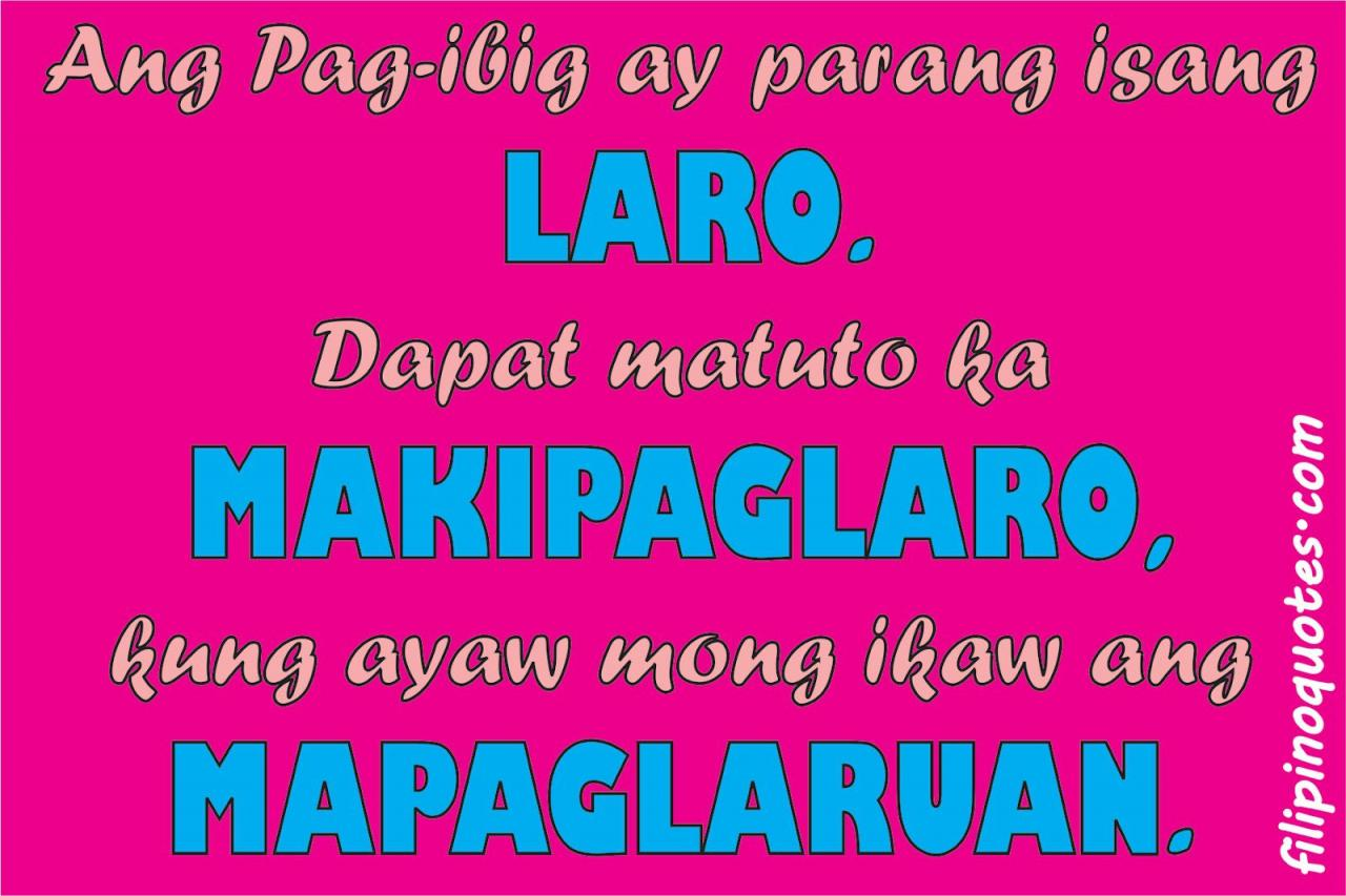Tagalog Quotes About Love Jokes Love Quotes Tagalog Sad Joke Valentine Day