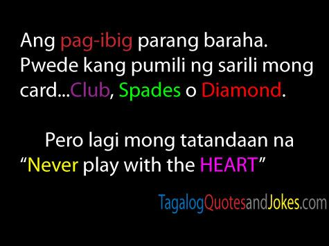 Tagalog Love Quotes Tagalog Love Quotes