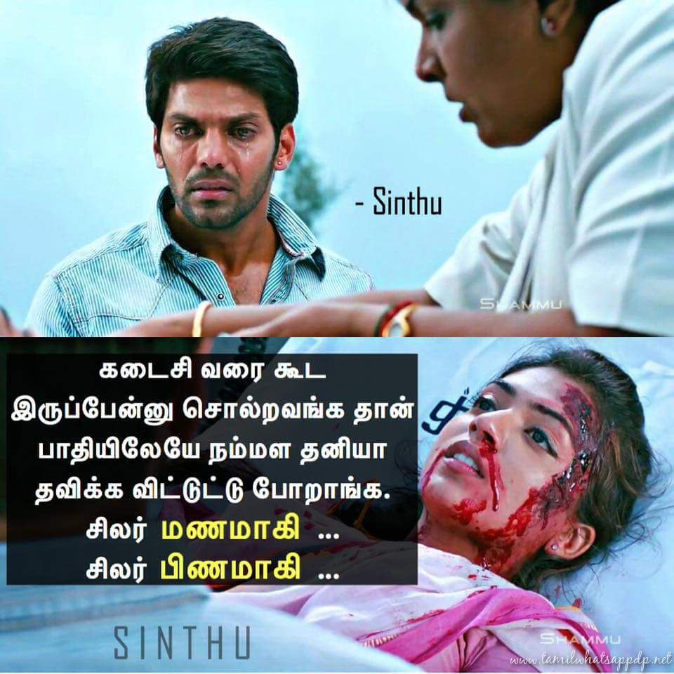 Tamil Movie Love Quotes Whatsapp Dp  Tamil Whatsapp Dp