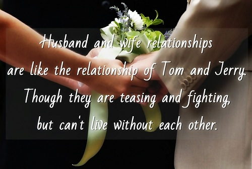 Tom And Jerry Love Quotes For Husband
