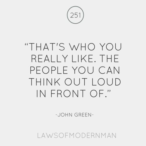 Quotes Of The Day Description John Green