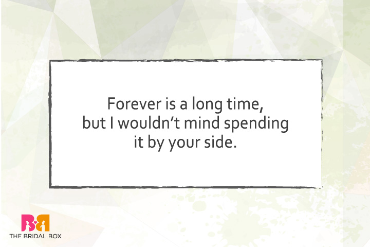 True Love Quotes For Him Forever Is A Long Time