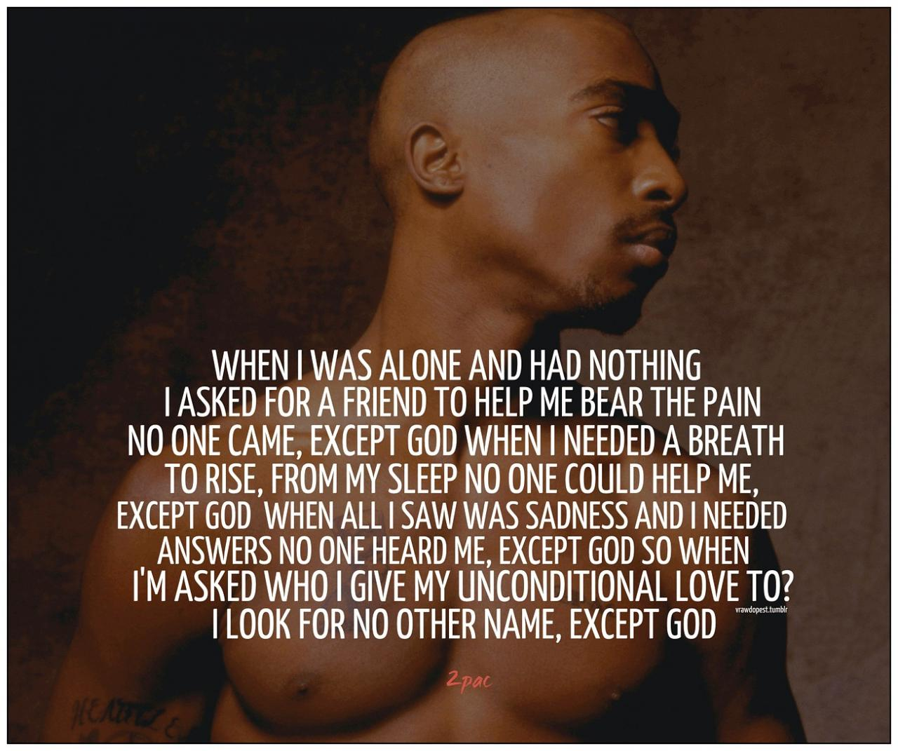 Tupac Unconditional Love Quotes Tupac Poems The Best Poems Pinterest