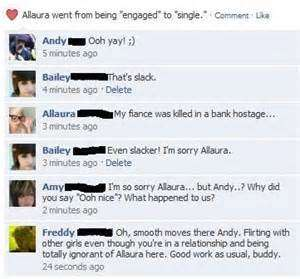 Facebook Friends List This Facebook Fail Is Very Funny And Very