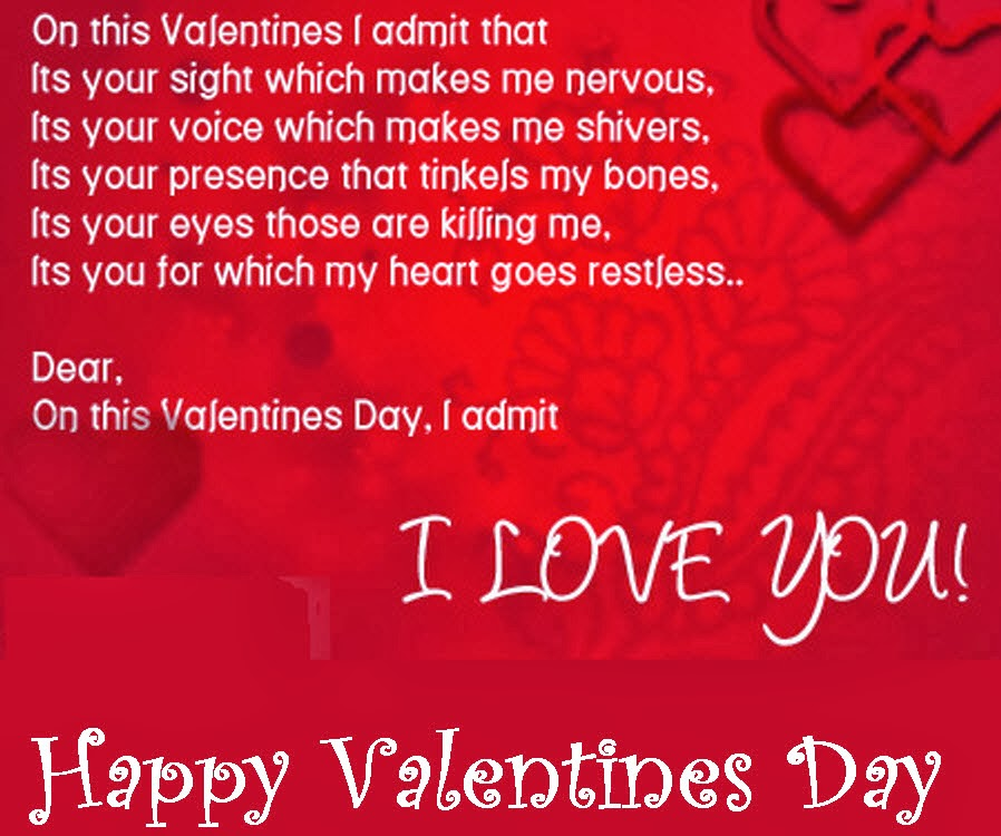Valentines Day Quotes For Someone Special Romantic Valentine Day