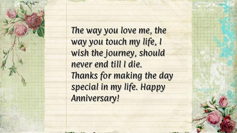 Wedding Anniversary Quotes For Wife