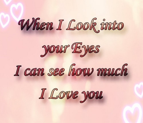 When_i_look_into_your_eyes_quotes