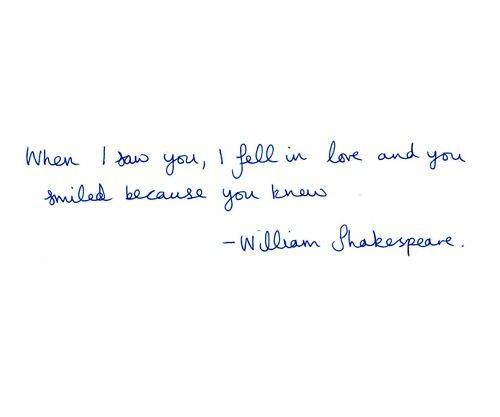 Love Quotes From Shakespeare Interesting William Shakespeare Love Quotes Tumblr Hover Me