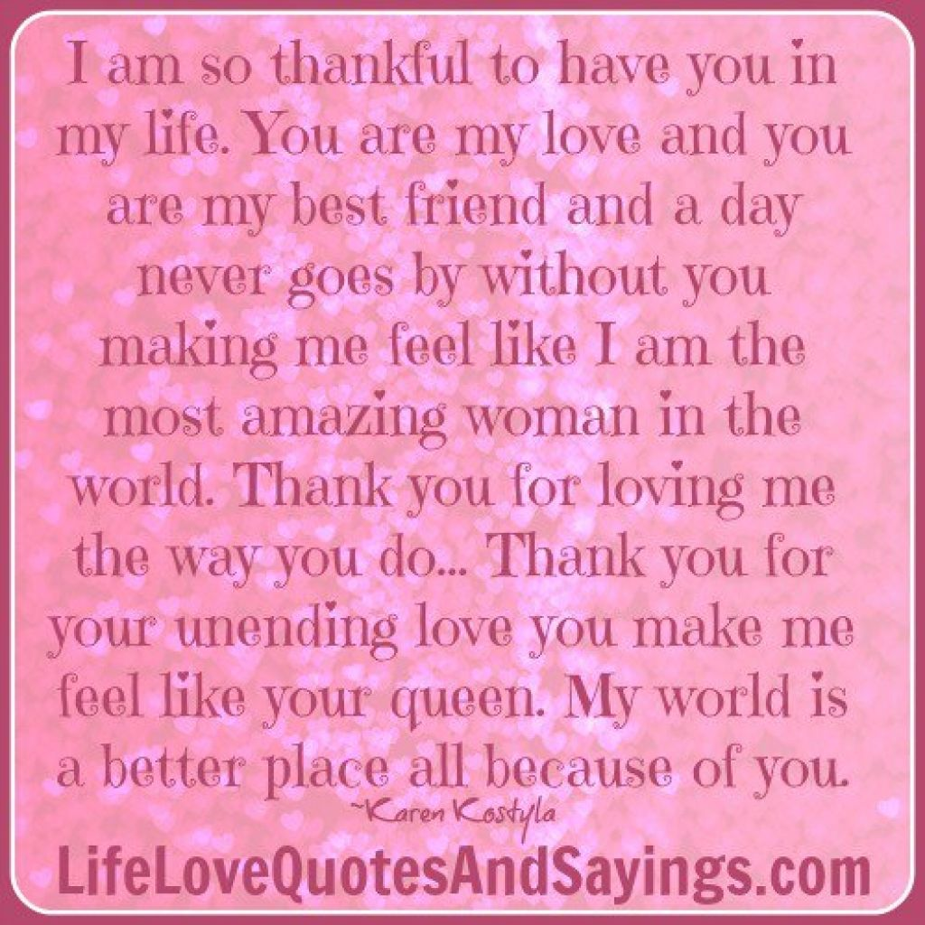 You Are My Best Friend Quotes