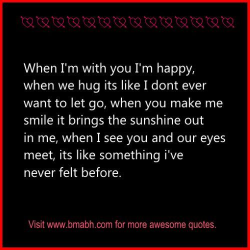 Sweet And Cute Relationship Quotes For Him Or Her