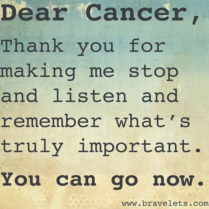 Cancer Quotes From A Mom Who Went Through It Only Thing I Would Change On This
