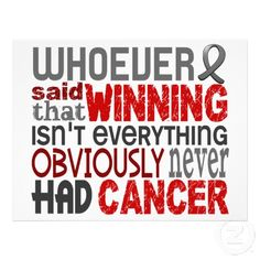 In Cancer Inspirational Quotes