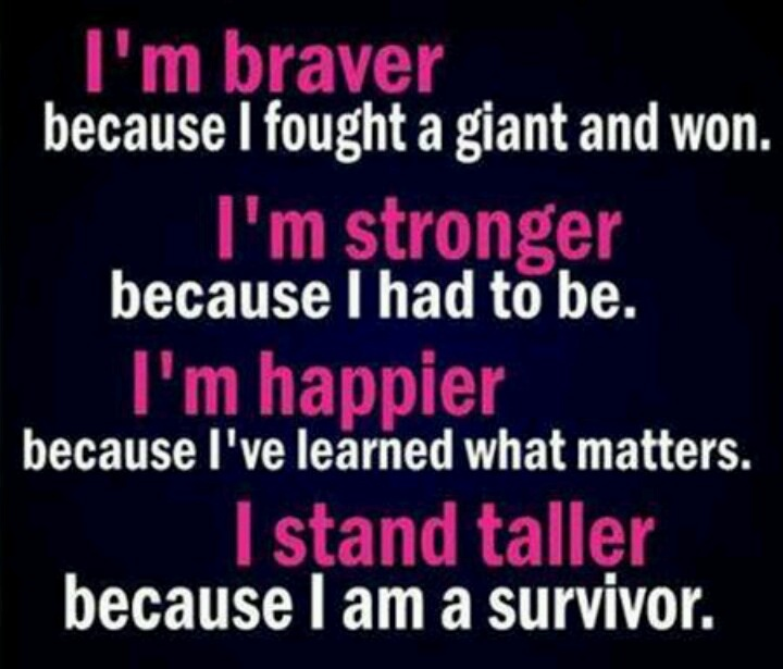 Cancer Survivor Quotes On Pinterestt Cancer Survivor