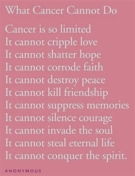 Fast Losing Cancer Battle Quotes