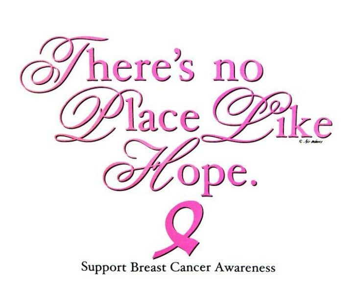 Best Think Pink Images On Pinterest Pink Color Pinkt Cancer Awareness Sayings