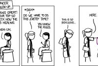 Funnyt Cancer Cartoon Because Sometimes It Is Better To Share A Joke Than Tears