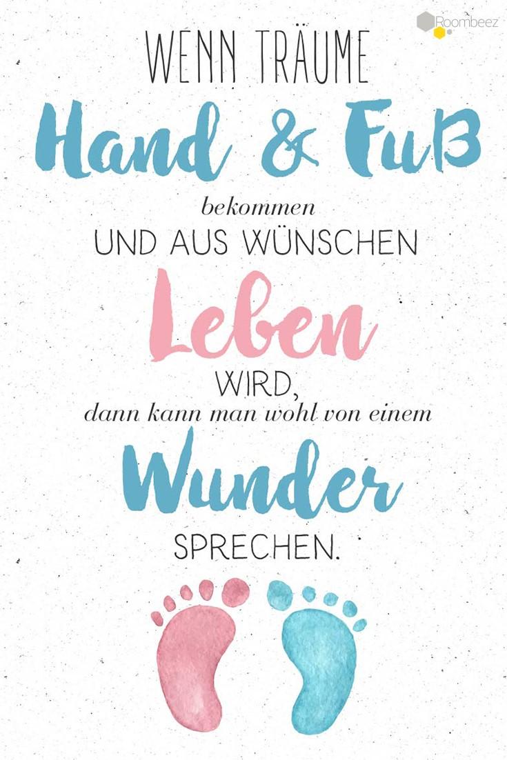 Babygruskarten  Schone Kostenlose Spruche  E  A Gluckwunsch Spruche Gluckwunschkarten Zur