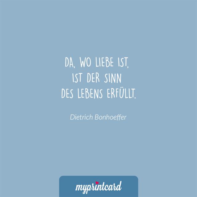 Trich Bonhoeffer Zitate Hochzeit Liebesspruch Liebesspruche Liebe Ehe Heiraten Liebeszitat Zitatdestages