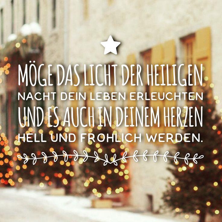 Christliche Zitate Weihnachtszeit | Leben Zitate