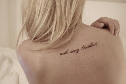 Liebesspruche Kurz Englisch Tattoo | Leben Zitate