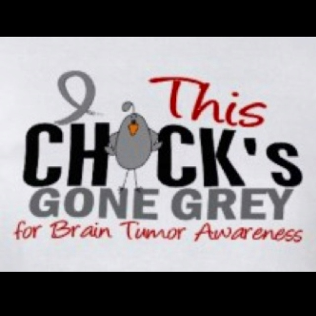 I Am Both Grey And Ain Tumor Survivor