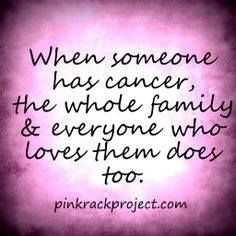 I It When People Tell Me Your Dad Has Cancer Not