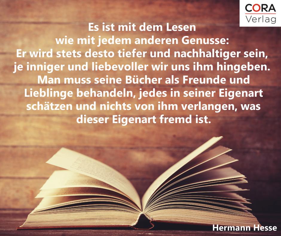Buch Lesen Zitat