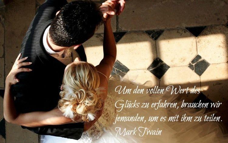 Zitat Von Mark Twain Hochzeitsgluckwunsche