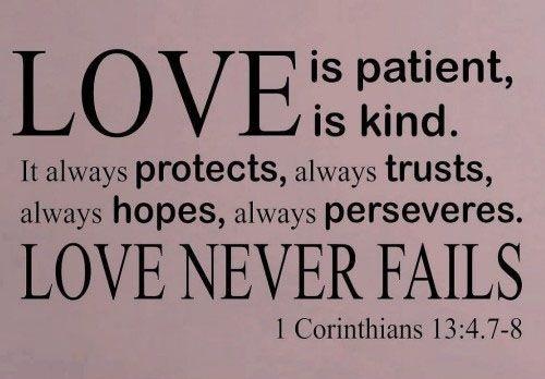 Bible Love Verses