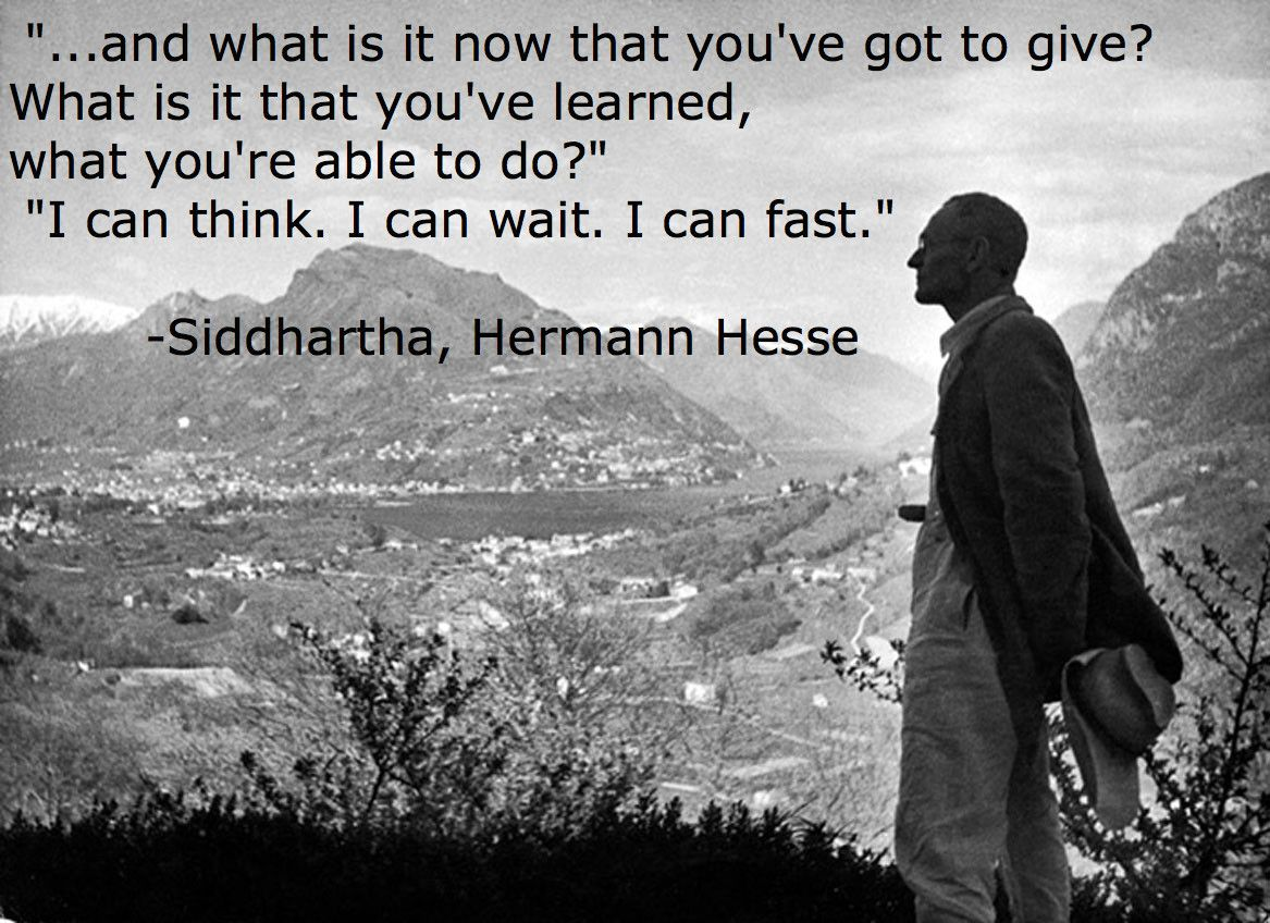 Hermann Hesse Quotes The Existentialist And  Quotes From Hermann Hesse Siddhartha Ja