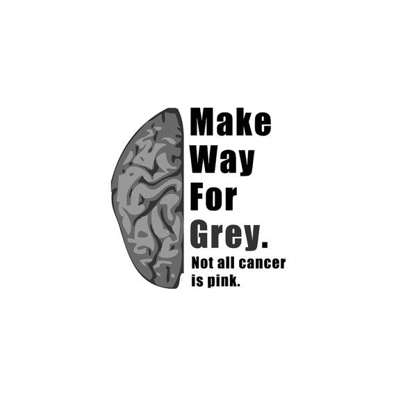 Make Way For Greyin Cancer Awareness Not All By Teambeth