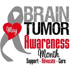 May In Tumor Awareness Month Pituitary Tumor And Vestibular Schwannoma