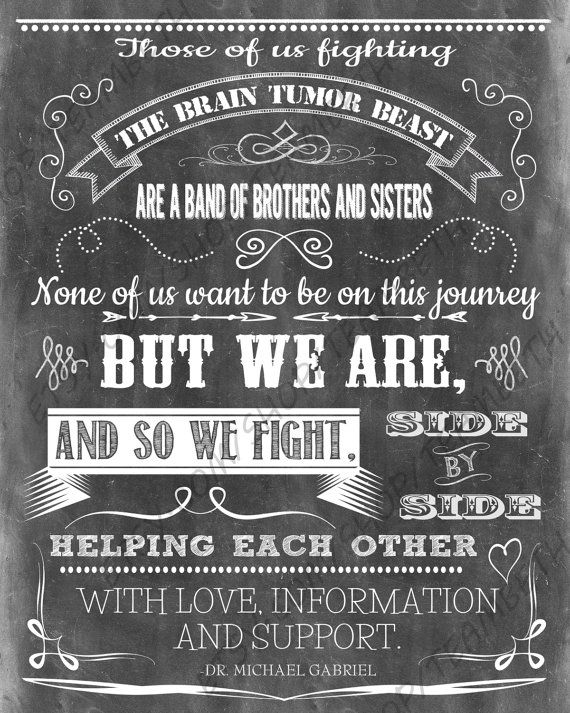 Cancer Awareness Printsin Cancer Quotes Chalkboard By Teambeth